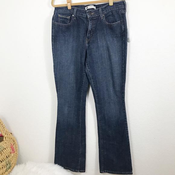 Levi's Denim - levi's boot 515 cut jeans Size 12 M